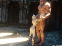 Naura - The Strange Place Lord Kvento