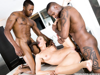April Brookes - Teens Love Black Cocks - HQ Porn Pics