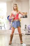 Halloween Cosplay Wonder Woman Adriana Chechik Porn Pics 2018 HQ