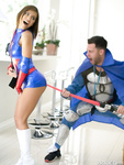 Adriana Chechik Cosplay ANAL Sex Images HQ