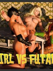 Girl and Futa 2