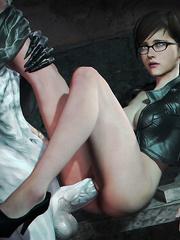Resident Evil Porn Pics