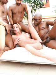 Tanner Mayes Black Gangbang HQ porn images