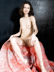 Beauty nude model