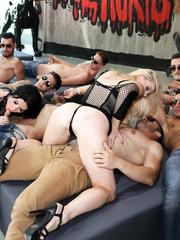 Kelly Stafford, Megan Inky, Kim XXX Porn Pics