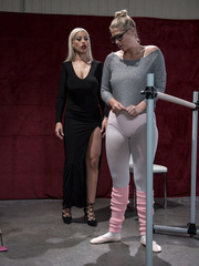 Bridgette B & Val Dodds - Hot and Mean