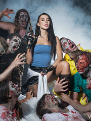Resident Evil A XXX Parody - Katrin Tequila - HQ Sex Photos