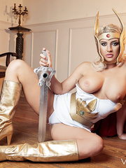 She-Ra A XXX Parody - Sienna Day - HQ