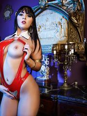 Vampirella A XXX Parody - Alba De Silva - HQ