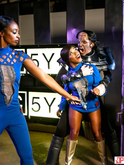 Kiki Minaj - Star Wrecked: A DP XXX Parody Digital Playgroung Sex Photos HQ