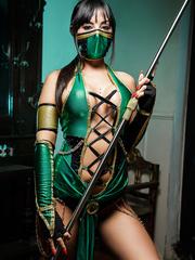 Mortal Kombat XXX Parody Cosplay Porn - Katrina Moreno, Alba De Silva - HQ