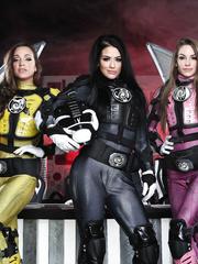 Power Bangers: A XXX Parody Brazzers - Abigail Mac, Katrina Jade, Kimmy Granger - HQ