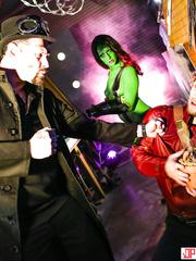 Guardians of The Gonads: A DP XXX Parody - Cassidy Klein - HQ