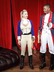Katie Morgan Costume Brazzers Porn Pics HQ