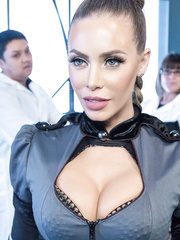 Nicole Aniston SCI FI Cosplay Sex HQ Brazzers