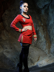 Star Trek A XXX Parody - Aysha X - HQ