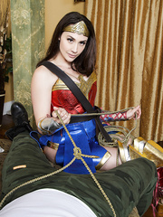 Wonder Woman A XXX Parody - Chanel Preston - HQ