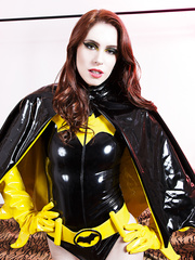 Batgirl A XXX Parody - Anna Deville - HQ