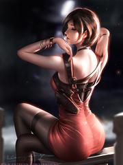Ada Wong Resident Evil 2 Remake SFM