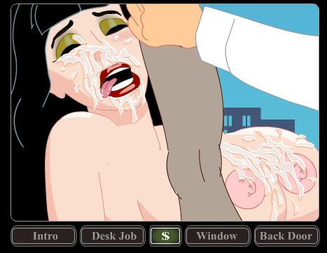 Порно игры офис бесплатно