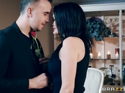 Brazzers - Alektra Blue hard anal for her lover Keiran Lee  - HD [720p]
