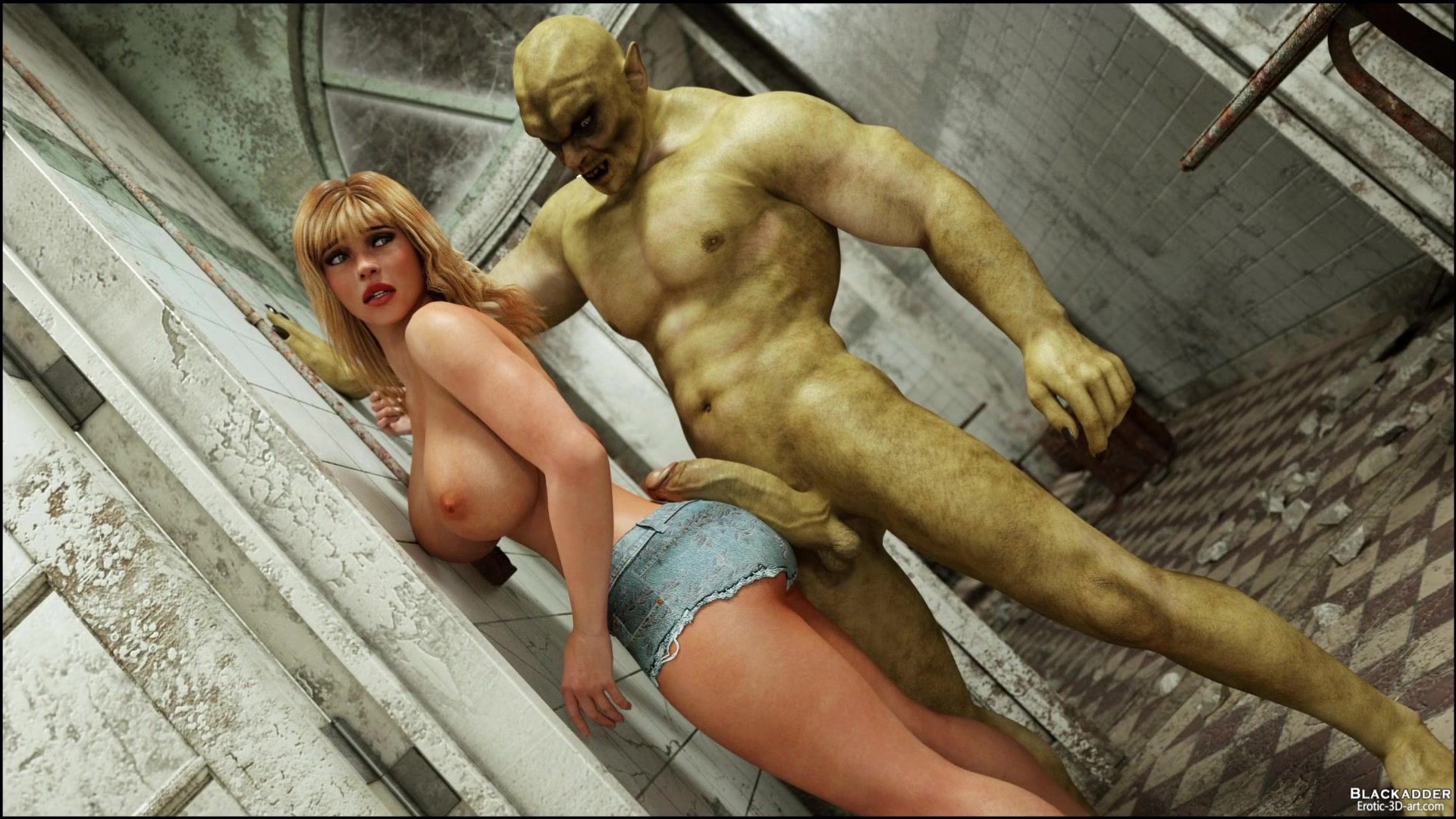 Monster sex 3d in hd adult pictures
